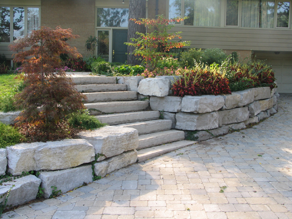 Backyard landscape design toronto pdf for Garden design ideas toronto